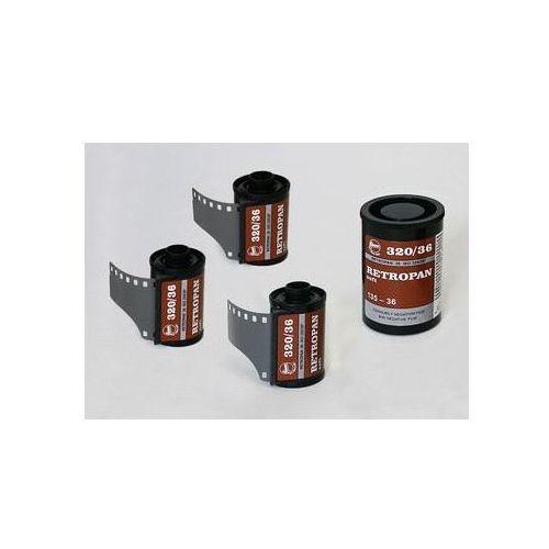 Foma  film retropan 320/36 negatyw typ 135