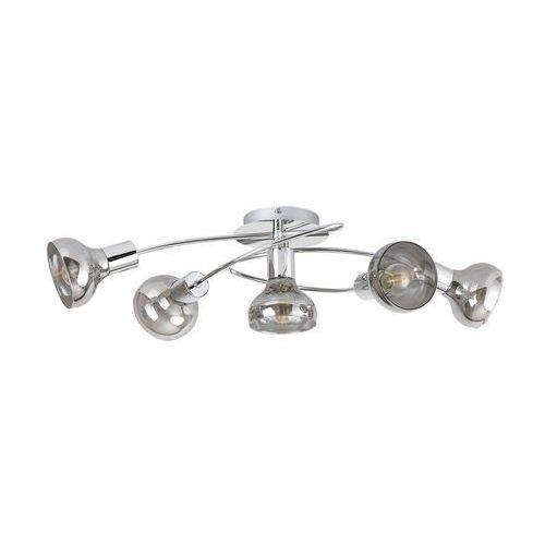Rabalux 5561 - Żyrandol natynkowy HOLLY 5xE14/40W/230V chrom błyszczący, kolor Srebrny