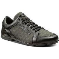 Sneakersy - x4c468 xl020 a792 black/black/black, Emporio armani, 40-45