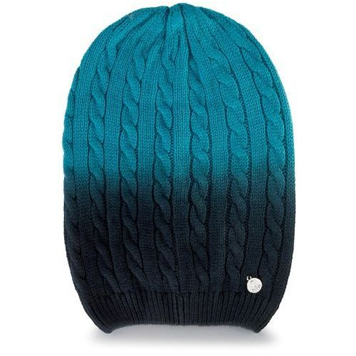Czapka GUESS - Not Coordinated Wool AW6480 WOL01 M BLU, kolor niebieski