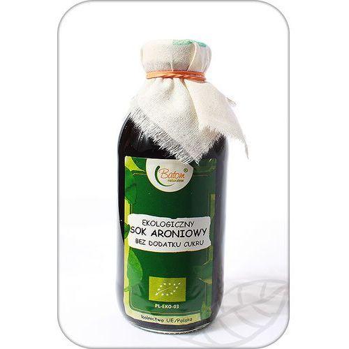 Sok aroniowy bez cukru BIO 330ml - Batom