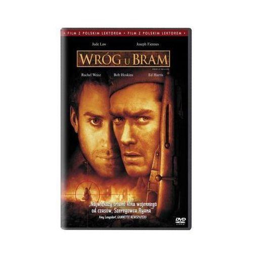 Wróg u bram (DVD) - Jean Jacques Annaud. DARMOWA DOSTAWA DO KIOSKU RUCHU OD 24,99ZŁ (5903570127861)