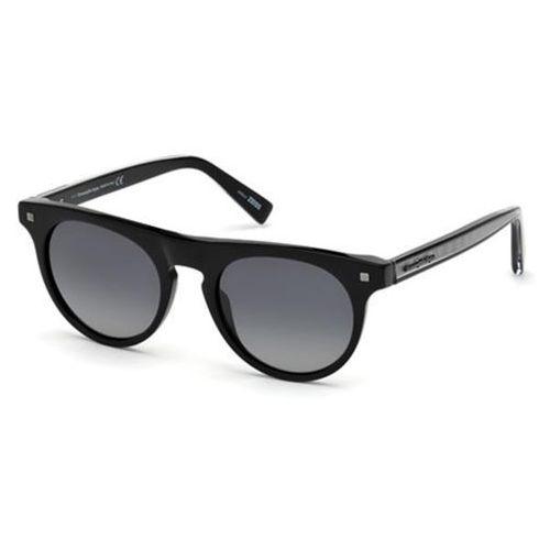 Ermenegildo zegna Okulary słoneczne ez0095 polarized 01d