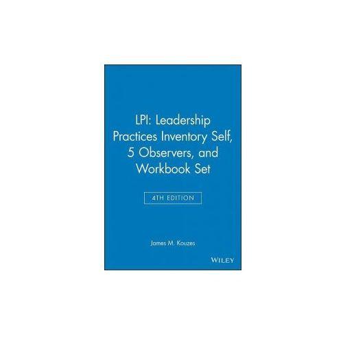 LPI: Leadership Practices Inventory Self, 5 Observers, and Workbook Set (9781118644096)