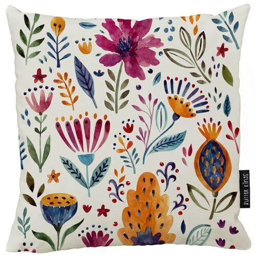 Butter Kings Poduszka Spring flowers, 50 x 50 cm (8596457071660)
