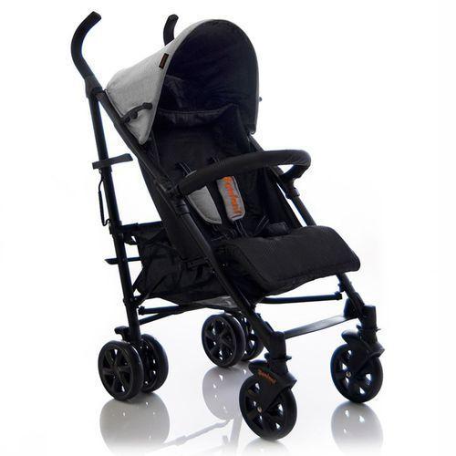 Baninni wózek dziecięcy charisma, czarny i szary, bnst011-rd (5420038783396)