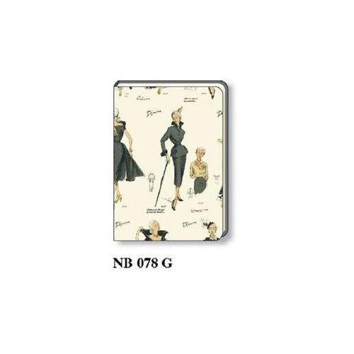 Notatnik ozdobny A6 96 kartek (8018646012761)