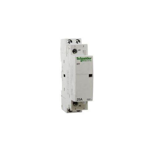 Stycznik modułowy iCT50-25/8,5-230/240V AC1 25A 2NO A9C20732 Schneider Electric