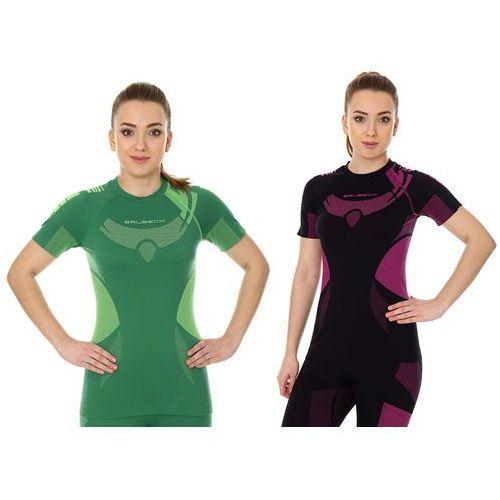 Koszulka damska termoaktywna Brubeck Dry SS11960 krótki rękaw - produkt z kategorii- Pozostała odzież sportowa