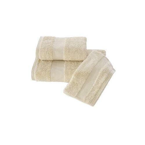 Soft cotton Podarunkowy zestaw ręczników deluxe jasnobeżowy