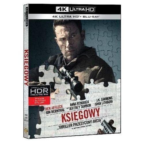 Księgowy 4K (Blu-ray) - Gavin O'Connor DARMOWA DOSTAWA KIOSK RUCHU (7321999345259) - OKAZJE