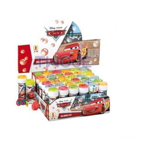 Brimarex Cars, bańki, 60 ml, 36 szt. (8007315490009)
