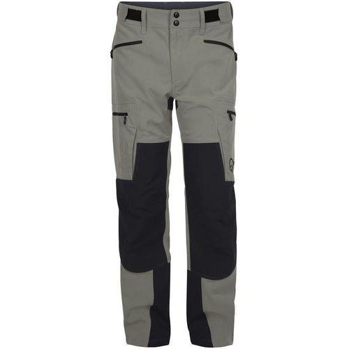 Norrøna Svalbard Heavy Duty Spodnie długie Mężczyźni szary L 2018 Spodnie turystyczne, 1 rozmiar