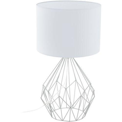 Eglo 95187 - lampa stołowa pedregal 1xe27/60w/230v (9002759951870)
