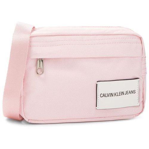 Torebka CALVIN KLEIN JEANS - Sport Essential Came K40K400627 632, kolor różowy