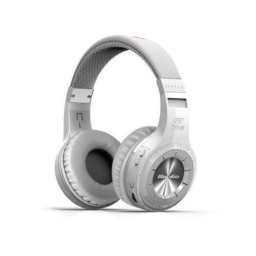 Słuchawki bezprzewodowe Bluetooth Bluedio Hurricane Turbine Stereo Mikrofon - Biały