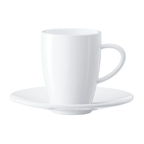 JURA dwie porcelanowe filiżanki do kawy