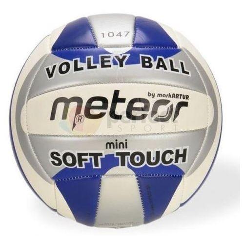 Meteor Piłka siatkowa soft touch mini + gwarancja zadowolenia