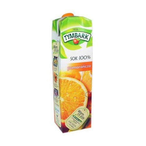 Tymbark Sok pomarańczowy 1l - x07149