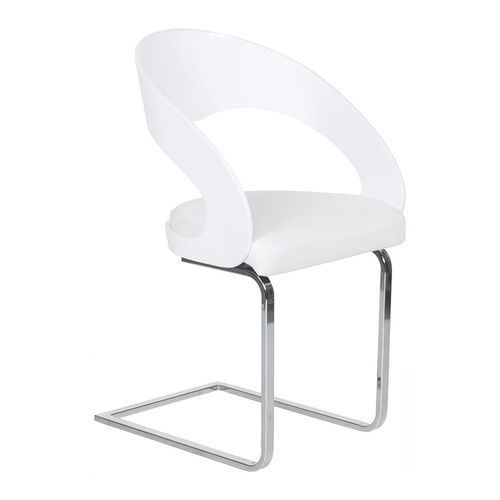 Kokoon design Krzesło mona biały