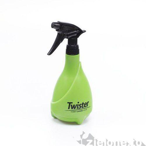 Opryskiwacz Twister Mini 0,5l Kwazar : Kolor - Zielony, Pojemność - 0,5 l