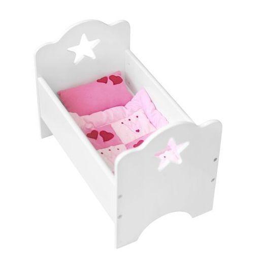 Łóżeczko dla lalek kc700263 marki Kids concept