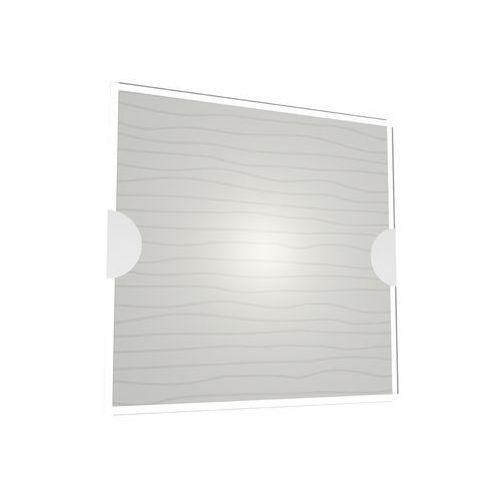 Eglo Plafon alea 1 92579 2x40w e14 biały/chrom (9002759925796)