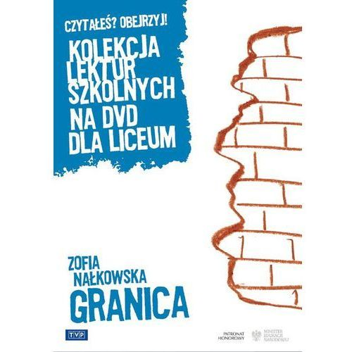 Granica. kolekcja lektur szkolnych dla liceum (2xdvd) - jan błeszyński marki Telewizja polska