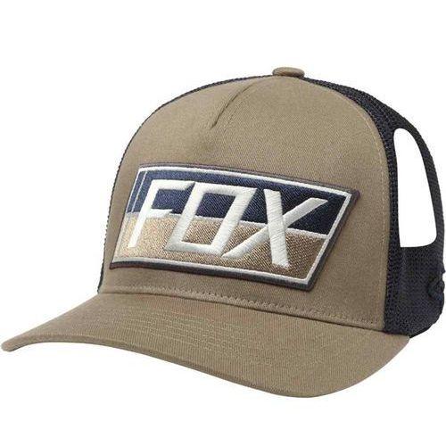 czapka z daszkiem FOX - Hellbent 110 Snapback Hat Fatigue Green (111) rozmiar: OS, kolor zielony