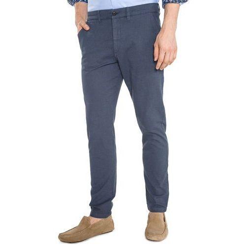 marco kenzo spodnie niebieski 31/32 marki Jack & jones