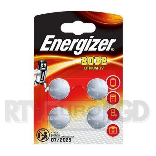 Energizer CR2032 (4 szt.) (7638900377620)