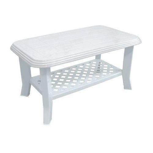 Mega plast stół mp660 club, biały