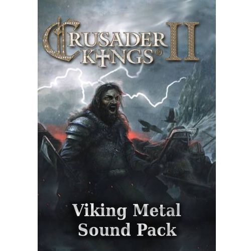 Crusader Kings 2 Viking Metal Sound Pack (PC)