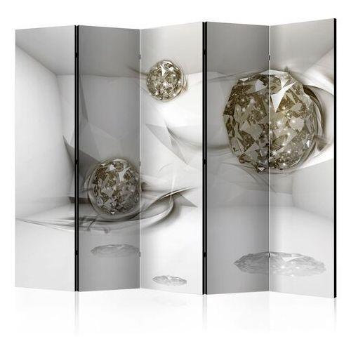Artgeist Parawan 5-częściowy - abstrakcyjne diamenty ii [room dividers]