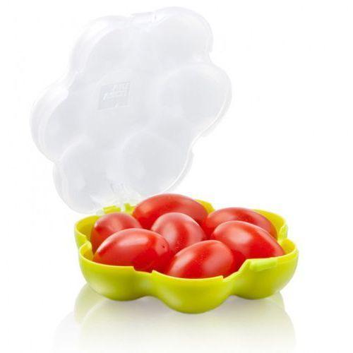 Tomorrow's kitchen - pojemnik na pomidorki koktajlowe (wymiary: 19,8 x 14,9 cm) (8714793286214)