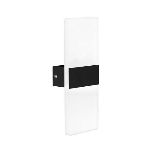 Activejet Kinkiet dekoracyjny led aje-pesto black ip44- natychmiastowa wysyłka, ponad 4000 punktów odbioru!