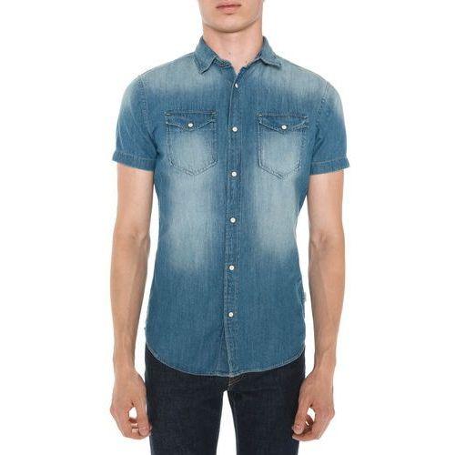 Jack & Jones Sheridan Koszula Niebieski S, 1 rozmiar