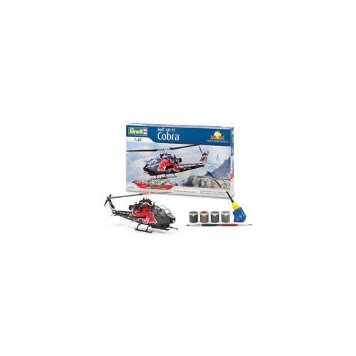 REVELL MODEL DO SKLEJANIA SAMOLOT AH-1F COBRA