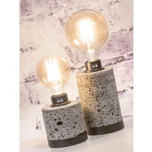 LAMPA STOŁOWA GALAPAGOS - różne rozmiary T10: śr.10,5cm x wys.13,5cm