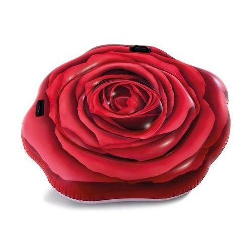 materac dmuchany - kwiat róży 58783 marki Intex