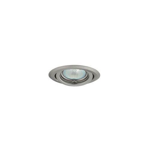 Greenlux Oczko halogenowe axl 2115 1xmr16/50w matowy chrom - gxpp036
