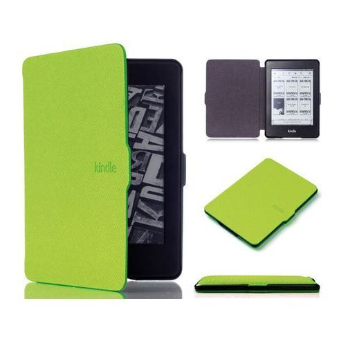 Alogy Etui smart case kindle paperwhite 1/2/3 - zielone - zielony