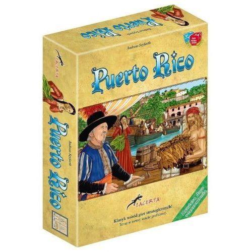 Lacerta Puerto rico (nowa edycja)  (5908445421051)