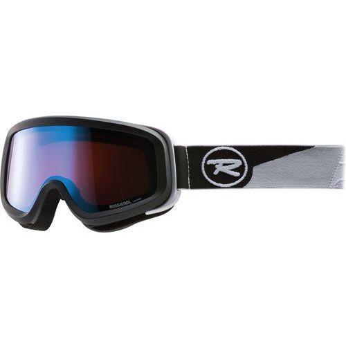 Rossignol Ace HP Mirror Cyl Gogle czarny 2017 Gogle narciarskie