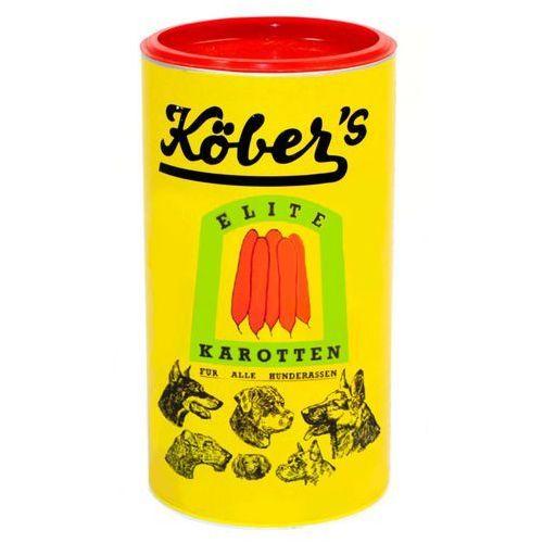 Koebers marchew suszona - elite karotten dla psa: waga - 100 g dostawa 24h gratis od 99zł
