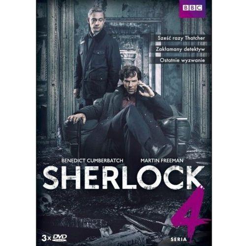 Sherlock seria 4 3DVD - Best Film, 84400602793DV (7069181) - OKAZJE