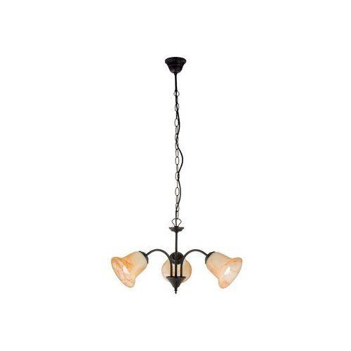 Rabalux  7367 - żyrandol na łańcuchu colette 3xe14/40w/230v, kategoria: lampy sufitowe