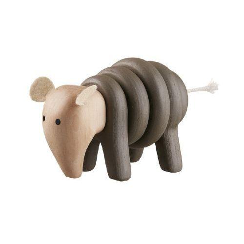 Kids concept Drewniany mamut do skręcania kc412655 (7340028716655)