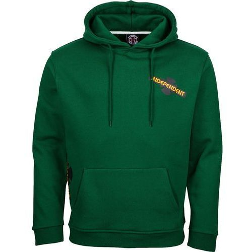 Independent Bluza - generation bc hood forest green (forest green) rozmiar: m