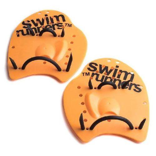 Swimrunners go the distance pomarańczowy m 2018 płetwy i sprzęt do pływania
